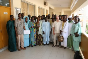 Faculty and Museum workshop in Dakar, Senegal